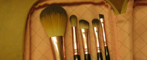 Review: Too Faced Teddy Bear Hair Makeup Brushes