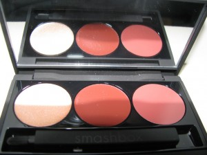"""Smashbox Lip Palette in """"Lightbox"""" with flash"""