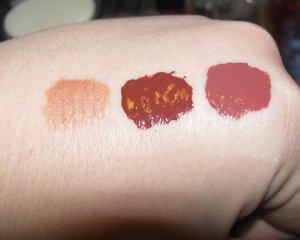 """Smashbox Lip Palette in """"Lightbox"""" swatches (with flash)"""