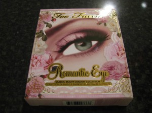 Too Faced Romantic Eye Box
