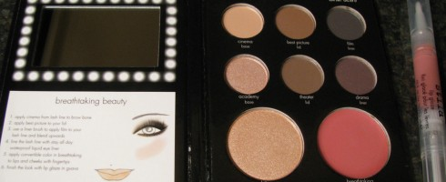 Review and Swatches: Stila Breathtaking Beauty Palette