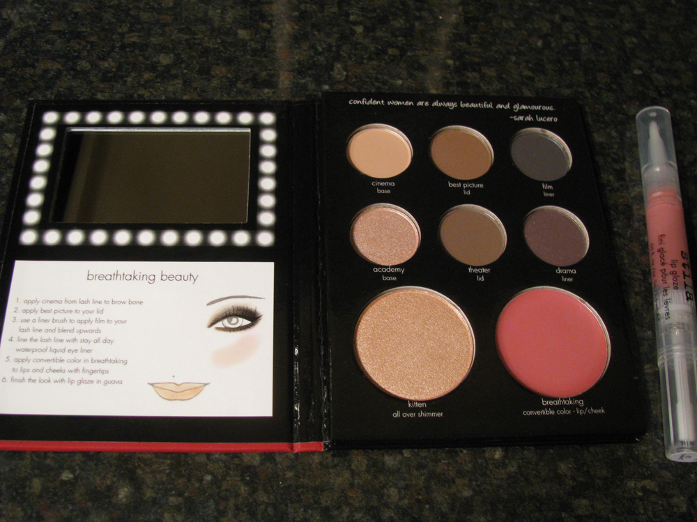 Stila Breathtaking Beauty Palette