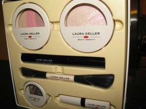 Laura Geller Vanilla Nudes Collection - Porcelain