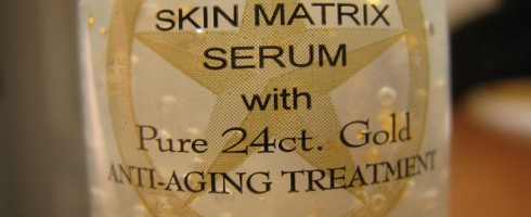 Review of Astre 24ct Gold Anti-Aging Serum
