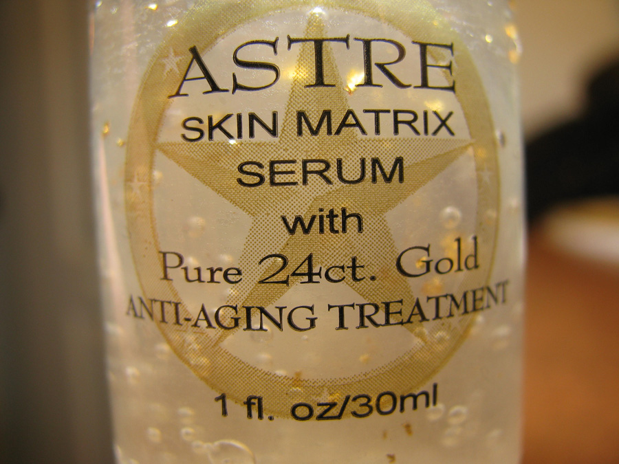Astre 24ct Gold Anti-Aging Serum