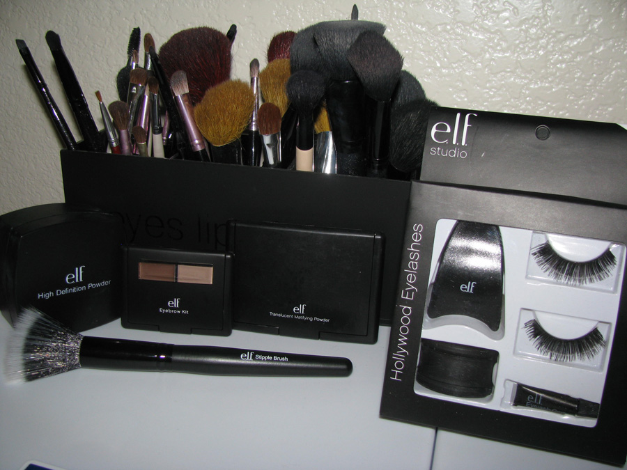 All of my ELF Studio goodies