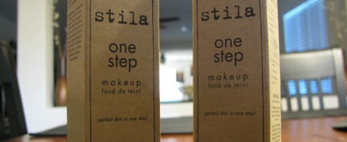 Review and Swatches: Stila One Step Makeup