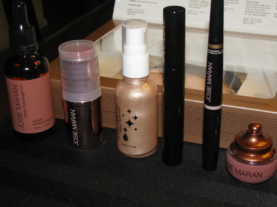 Josie Maran Natural Beauty 6-piece Argan Color Collection