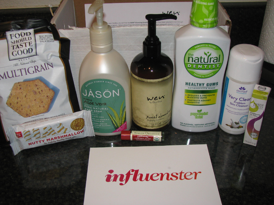 August Naturals VoxBox from Influenster