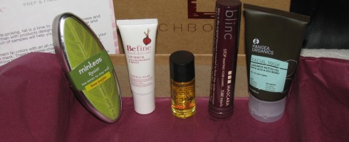 Birchbox! October 2011
