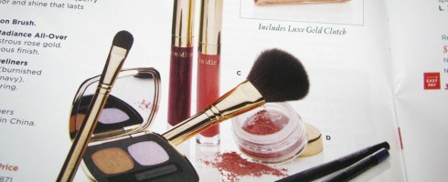 Sneak Peak: BareMinerals Bare Luxury Holiday Color Collection