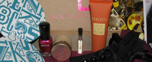 Birchbox! November 2011