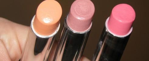 Swatches: Revlon Lip Butters