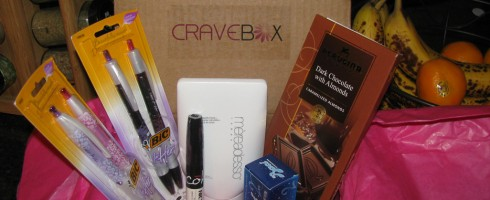 Cravebox! December 2011