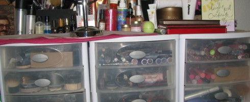 Beauty Storage & Makeup Collection!