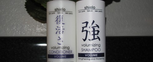 Review: Shielo Volumizing Hair Care
