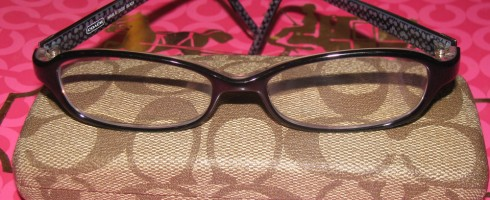 My Favorite Eyeglasses