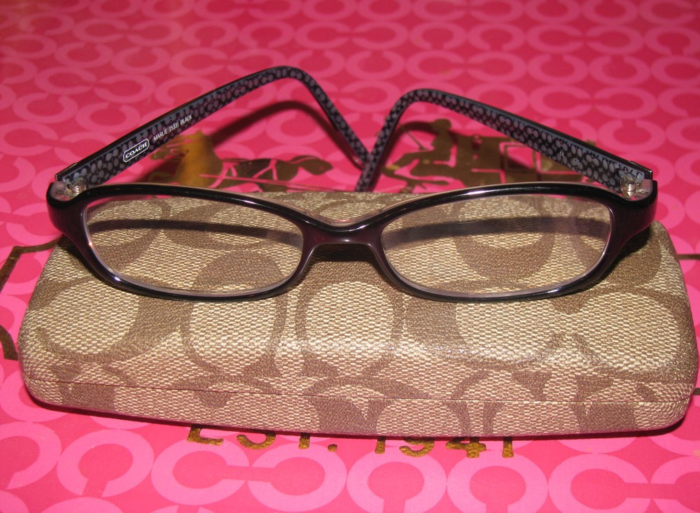 Coach Marlie Eyeglasses Frames
