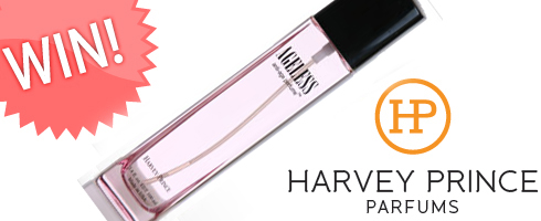 Giveaway! Win 1 of 3 Bottles of Ageless Perfume from Harvey Prince (worth $98)