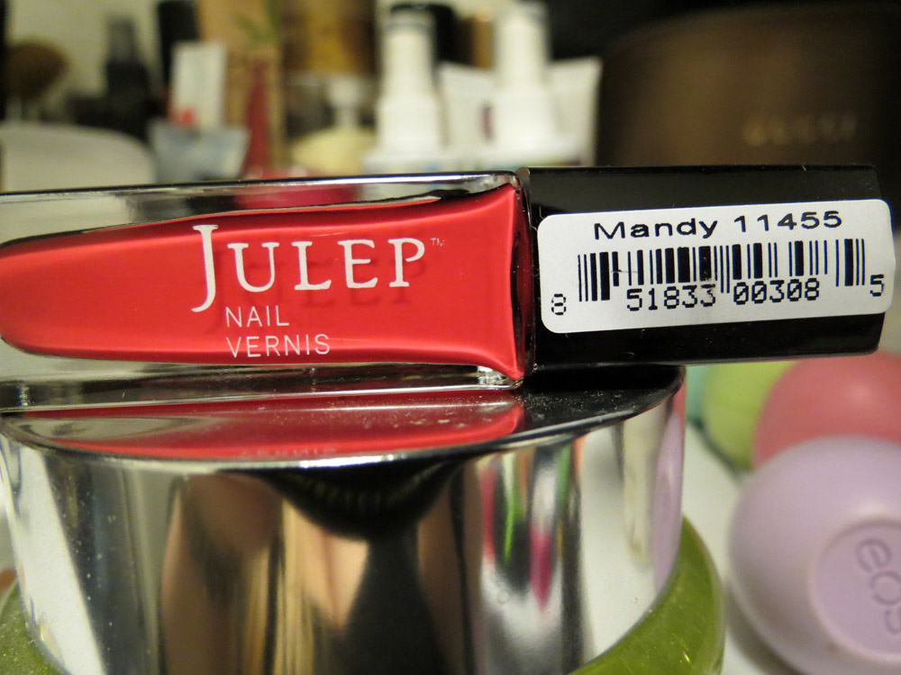 Julep April 2012 - Classic With A Twist