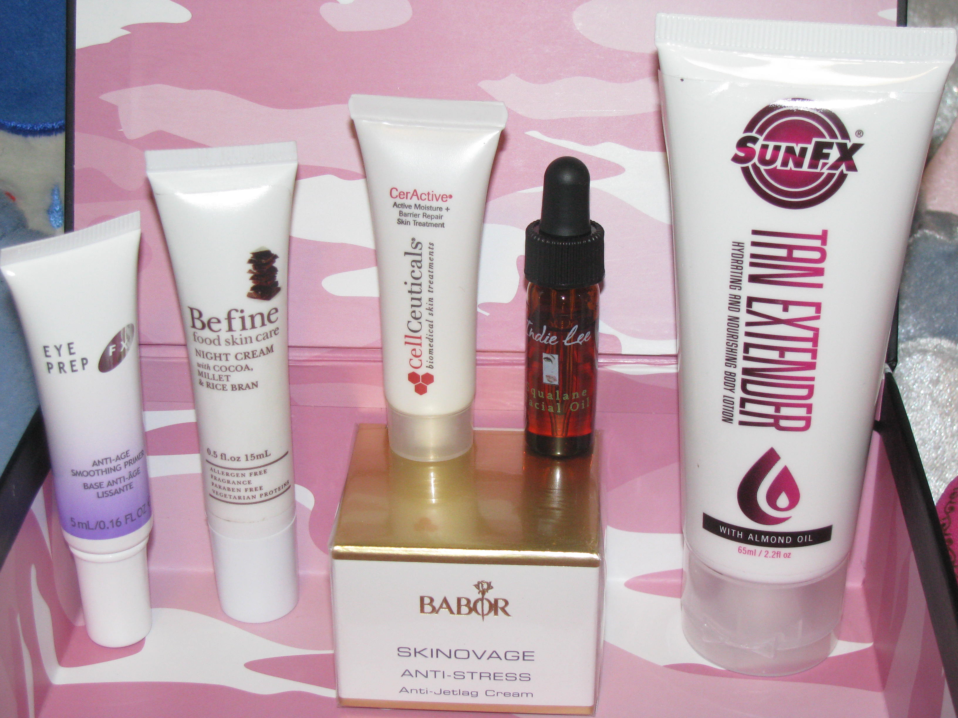 Beauty Army Kit! March 2012