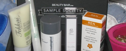 Sample Society! March 2012