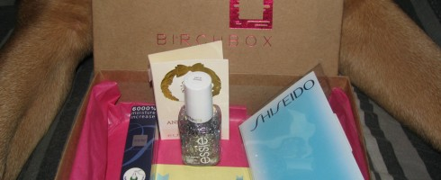 Birchbox! March 2012 (Teen Vogue Edition)