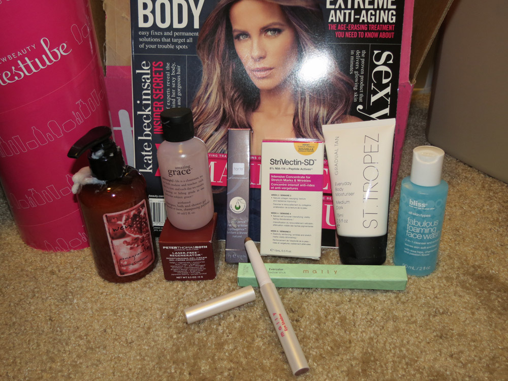QVC New Beauty Test Tube - 2nd Quarter 2012