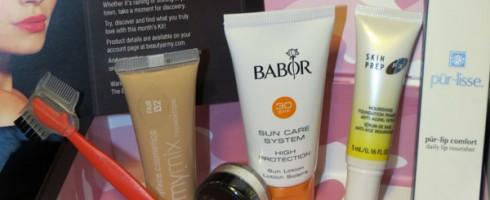 Beauty Army Kit! April 2012