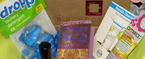 Birchbox! April 2012