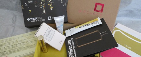 Birchbox! May 2012