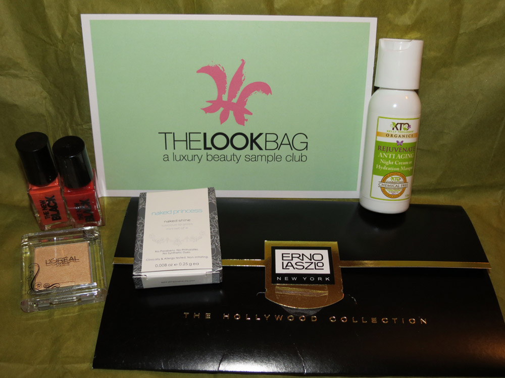 The Look Bag - May 2012