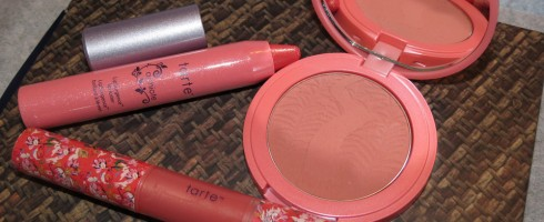 Review: Tarte Achiote Color Collection