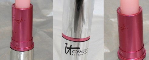 Review: It Cosmetics Vitality Lip Flush Anti-Aging Lipstick