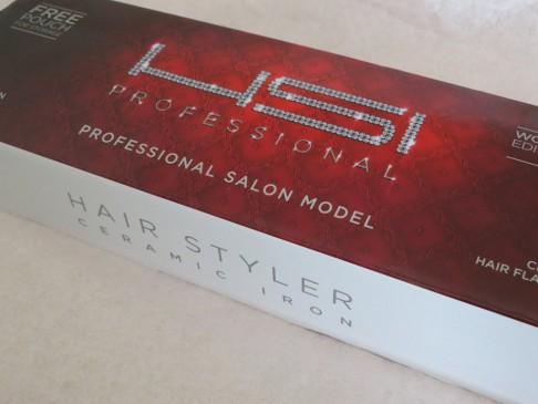 Review Hsi 1 Flat Iron Hair Straightener The Girly