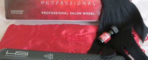 Review: HSI 1″ Flat Iron Hair Straightener