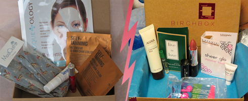 Birchbox! June & July 2012