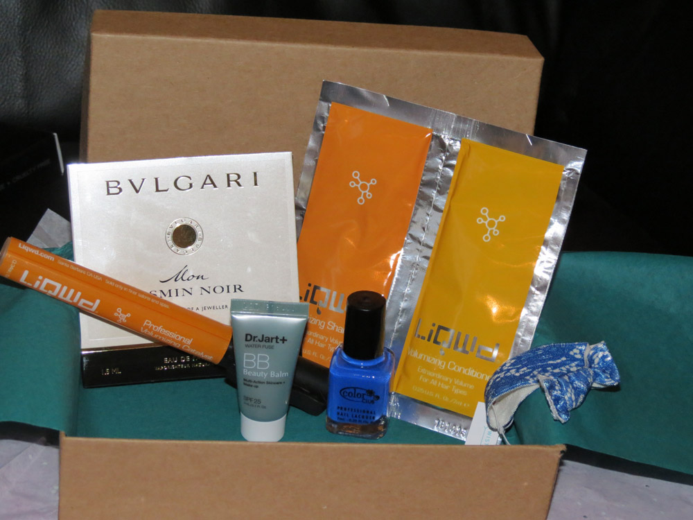 Birchbox! September 2012 (6)
