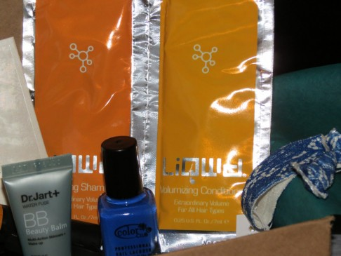 Birchbox! September 2012 (3)