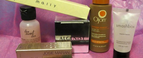 QVC New Beauty Test Tube – 3rd Quarter 2012