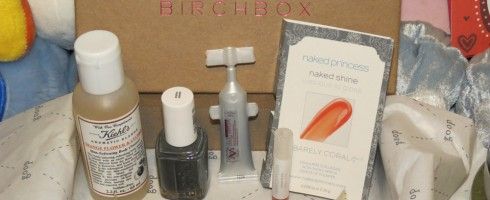 Birchbox! October 2012