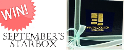 Giveaway! Win a September Starbox!