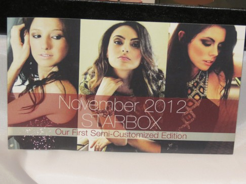 November Starbox from Starlooks (5)