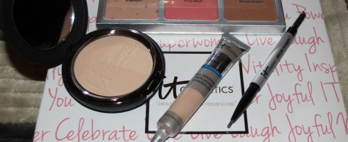 "It Cosmetics ""IT's All About You"" Collection – sneak peek"