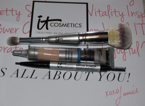 "It Cosmetics ""IT's All About You"" collection"