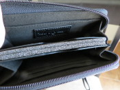 Foley + Corinna Leather Wristlet - City Chatter