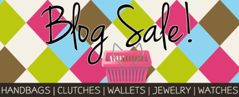 Blog Sale! Handbags, Watches, Jewelry, Clutches, Wallets